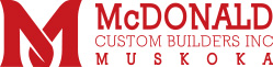 mcdonald custom builders